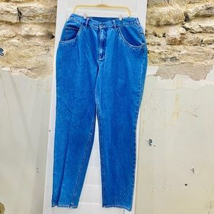 Vintage Mom Jeans Elisabeth By Liz Claiborne 14